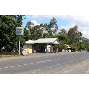 Bylong store and service station