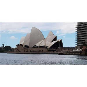 The Opera House from Circular Quay