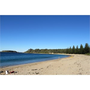 Murramarang Beach, NSW