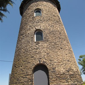 Historic Old Mill tower