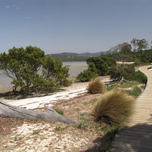 Merimbula boardwalk 1.75km