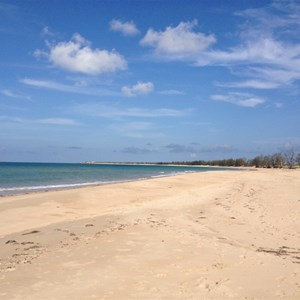Beach near Nhulunbuy