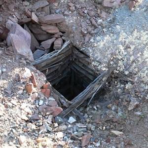 Mt Doreen Mineshaft