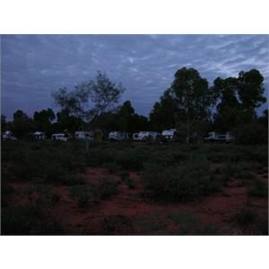 Kings Canyon Caravan Park