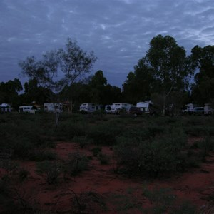 Kings Canyon Caravan Park