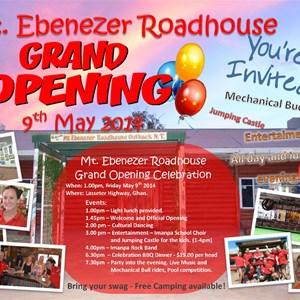 Mt Ebeneezer Grand Opening
