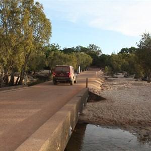 Archer River causeway