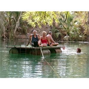 2003 Fantastic swimming - no big bighties