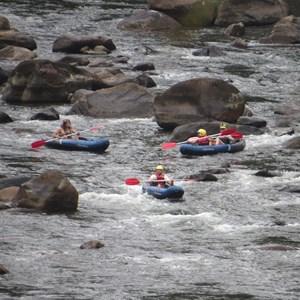 Grade 1 rapids