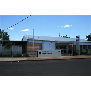Cloncurry Police Station