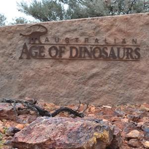 Australian Age of Dinosaurs Museum