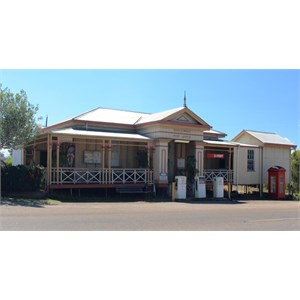 Ravenswood Post Office, store and fuel supply