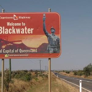 Coal Capital of Queensland
