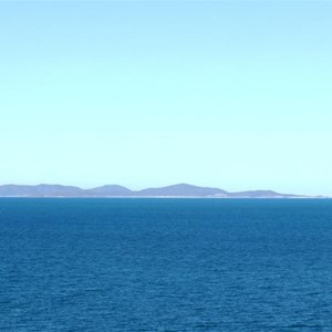 North Keppel Island from Wreck Point