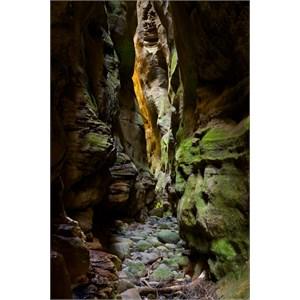Warumbah Creek Gorge