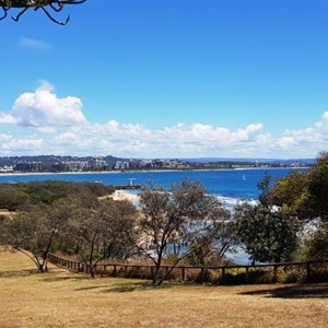 Mooloolaba from Point Cartwright