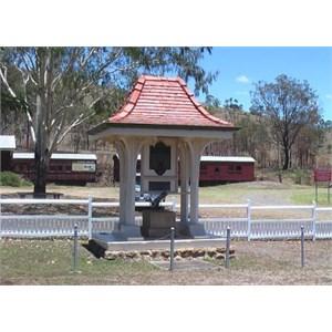 Linville War Memorial