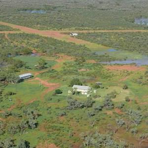 Kilcowera Station airstrips and Shearers Quarters