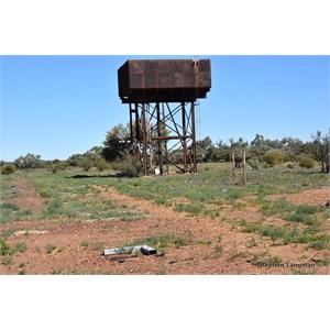 Abminga Siding Ruins