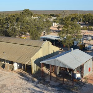 Maralinga from the Water Tower