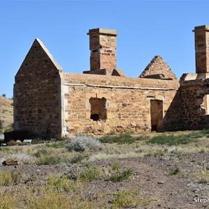 Old Peake Historic Site