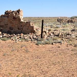 Irrapatana Siding Ruins