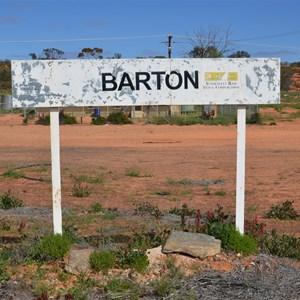 Barton Siding