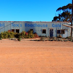 Kingoonya Abandoned Roadhouse