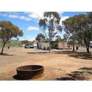 leigh creek campground