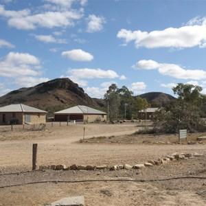 Balcanoona Rangers Station