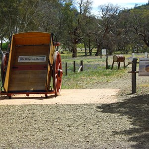 Old Wilpena Station