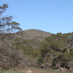 Conical Hill, Gawler Ranges