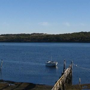 Coffin Bay Channel
