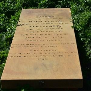 Probys Grave