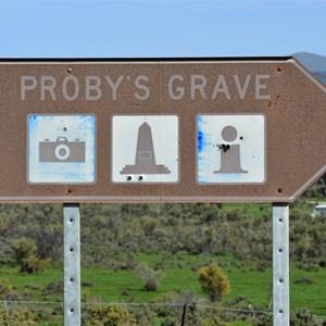 Probys GraveProbys Grave