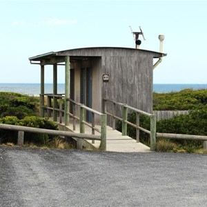 Edge of the World toilet