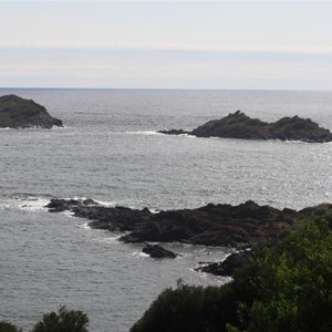 Bass Strait coast near Ulverstone