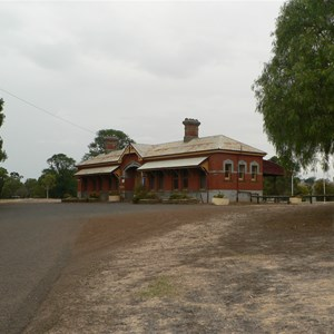 Station - now a museum
