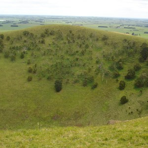 Mt Noorat Crater
