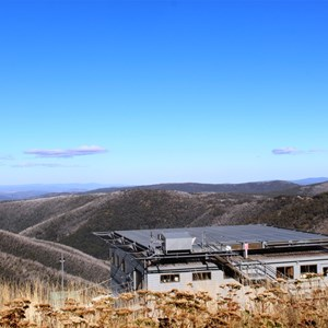 Mountains to north east of Hotham