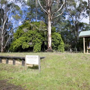 Shelley station site