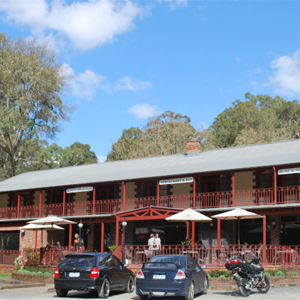 Black Spur Inn and Restaurant, Narbethong