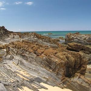Pebbly beach reserve