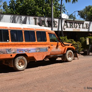 Lake Argyle Tourist Village