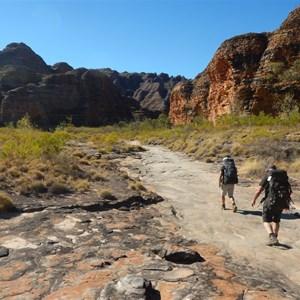 Piccaninny Gorge Trek