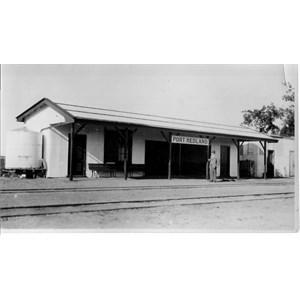 Port Hedland Railway Station