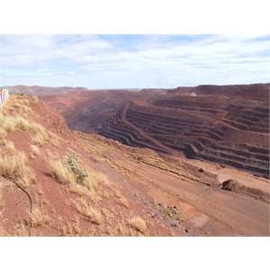 Mt Whaleback Mine - Newman