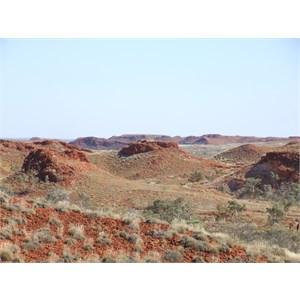 Paterson Range
