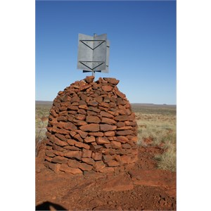 Trig Marker - Mt Romilly