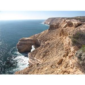 Kalbarri NP coastline